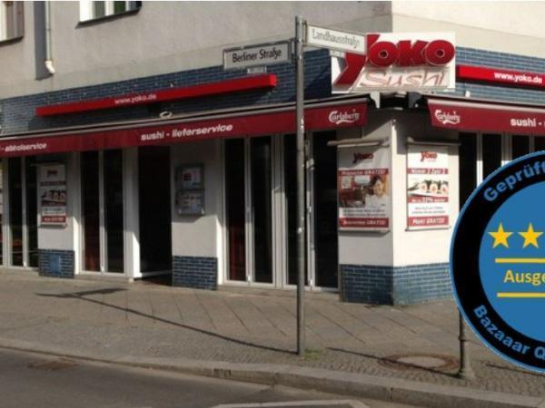 Leckeres Sushi aus Schöneberg