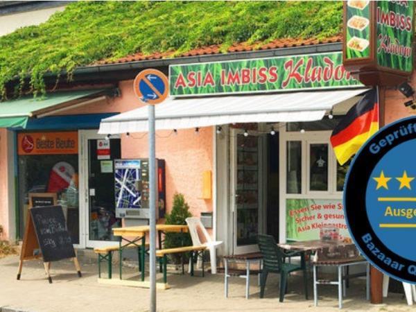 Asia Imbiss Kladow -gemütlich und lecker essen